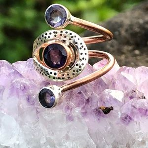 NEW! Amethyst Ring